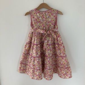 69a3adf660cb CR Kids Dresses - 5  30 100% cotton floral dress made in india new